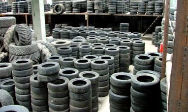 Китайцы привезли в Россию поддельные шины Amtel