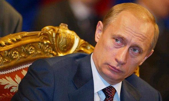 В России появилась первая улица имени Путина