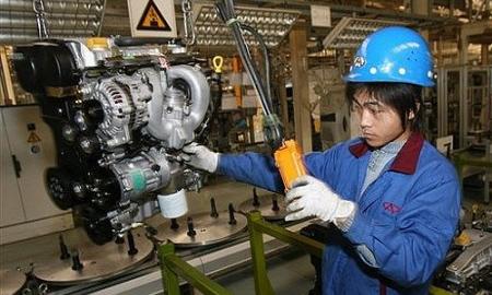 Китайская SAIC хочет построить автомобильный завод в России
