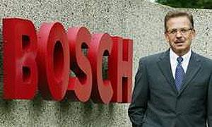 Председатель правления группы Bosch Франц Ференбах