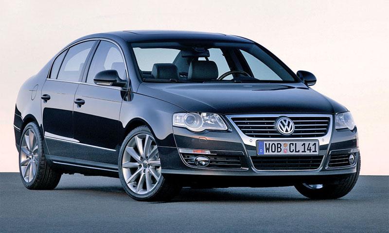 Продажи Volkswagen в 2006 году достигли рекордной отметки
