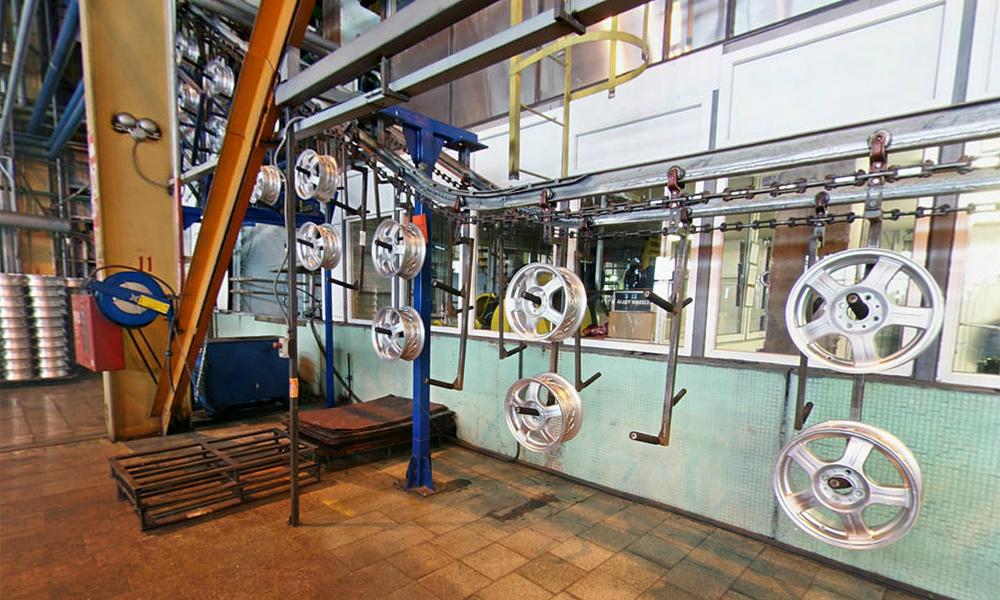 Красноярский завод «КиК» будет выпускать диски для Volkswagen