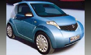 Мини-кар Bajaj может составить конкуренцию супердешевому Tata Nano