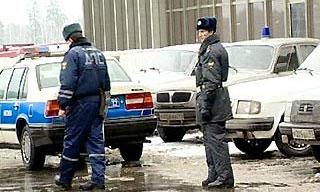 Грабители напали на водителей под видом милиции