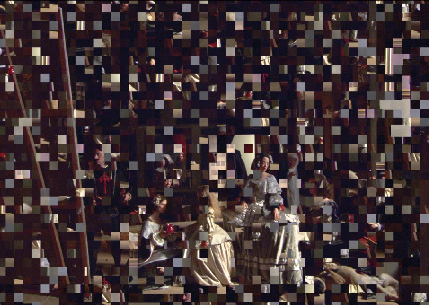 Проект Ив Суссман «89 seconds Atomized», 2018