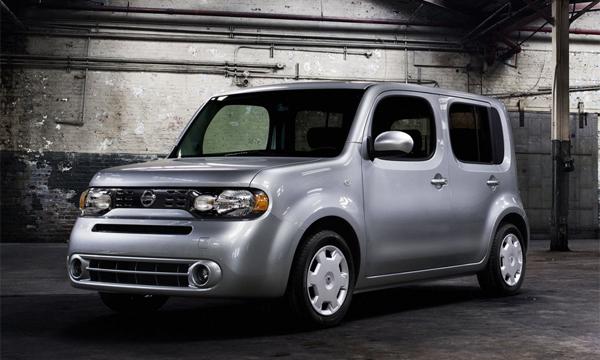 Nissan прекратит продажи Cube в 2015 году