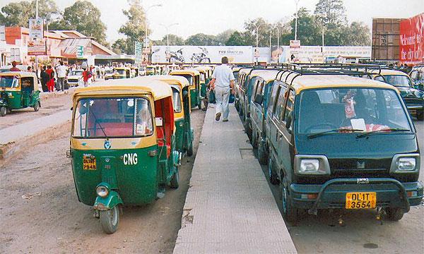 В Индии бензин разбавят этанолом