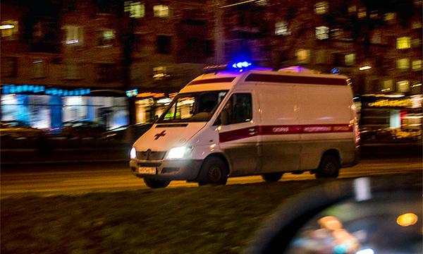 Полицейский сбил гаишника на Киевском шоссе