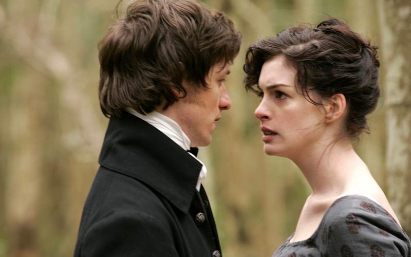 Кадр из фильма «Джейн Остин», 2006