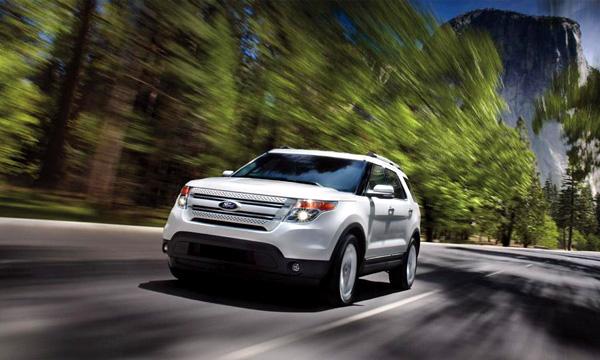 Ford Explorer получил новые комплектации