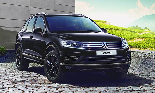 Volkswagen Touareg получил версию с увеличенным баком