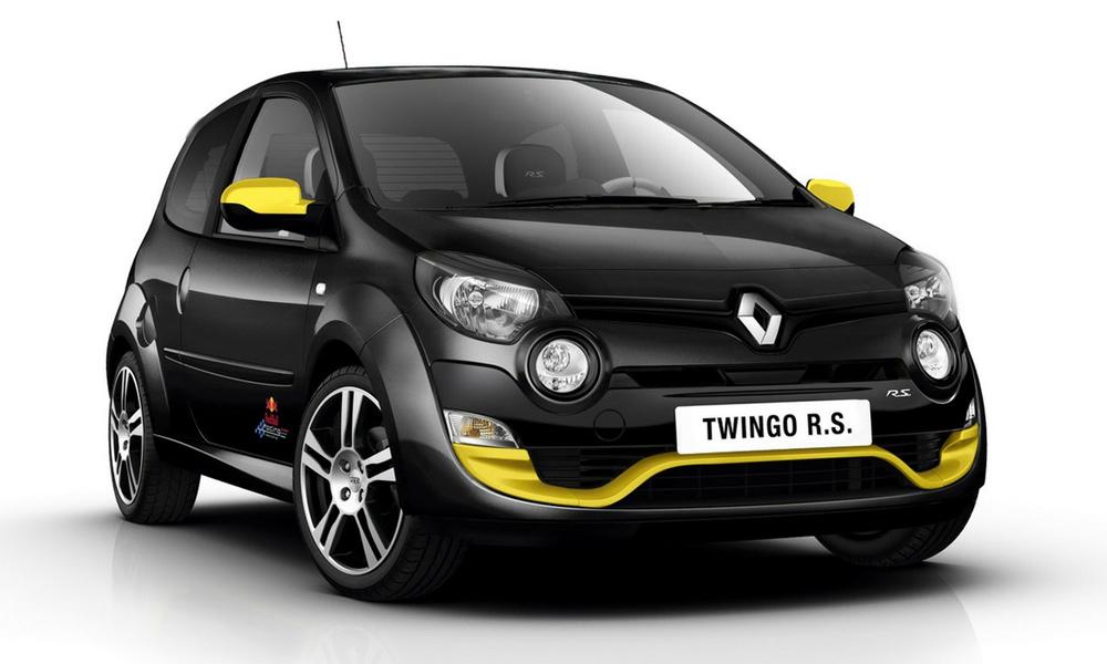 Renault Twingo RS RB7: тигренок, а не киска