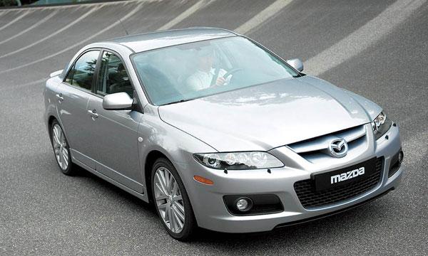 Mazda6 MPS