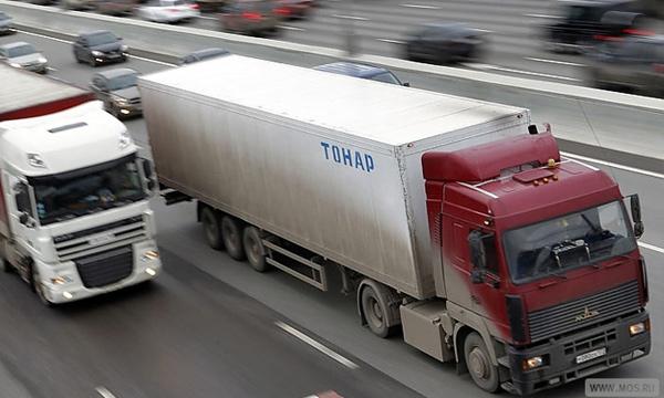 Движение грузовиков запретили на месте крупного ДТП под Подольском