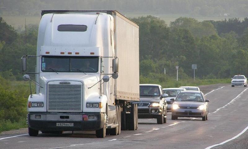 1, 2, 3, 4, 5: как избежать проблем при обгоне на трассе
