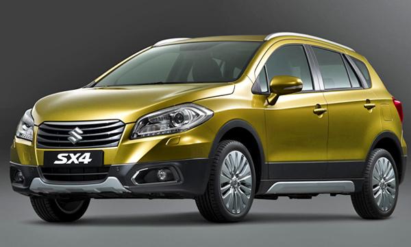 Новый Suzuki SX4 появится в России в декабре