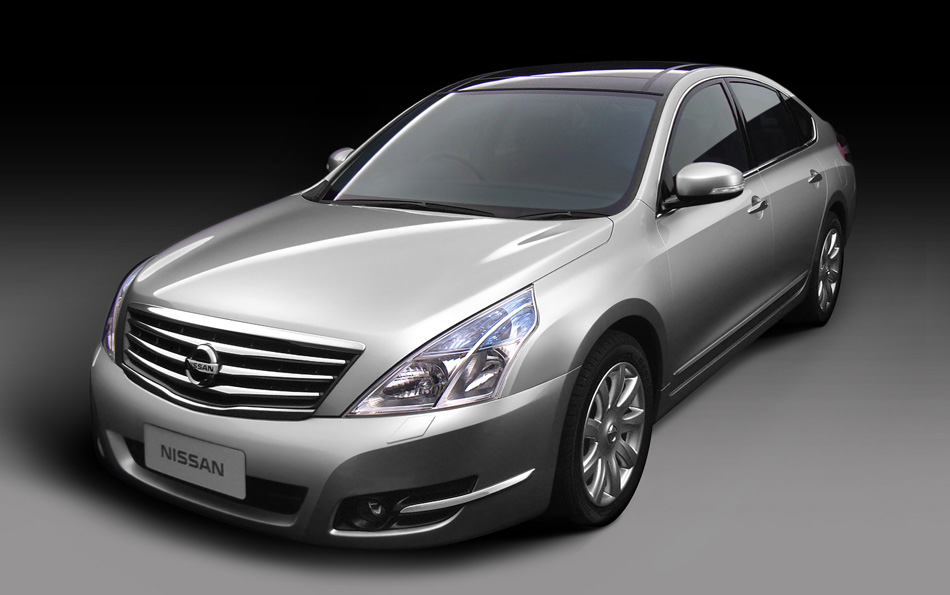Закажите новый Nissan Teana