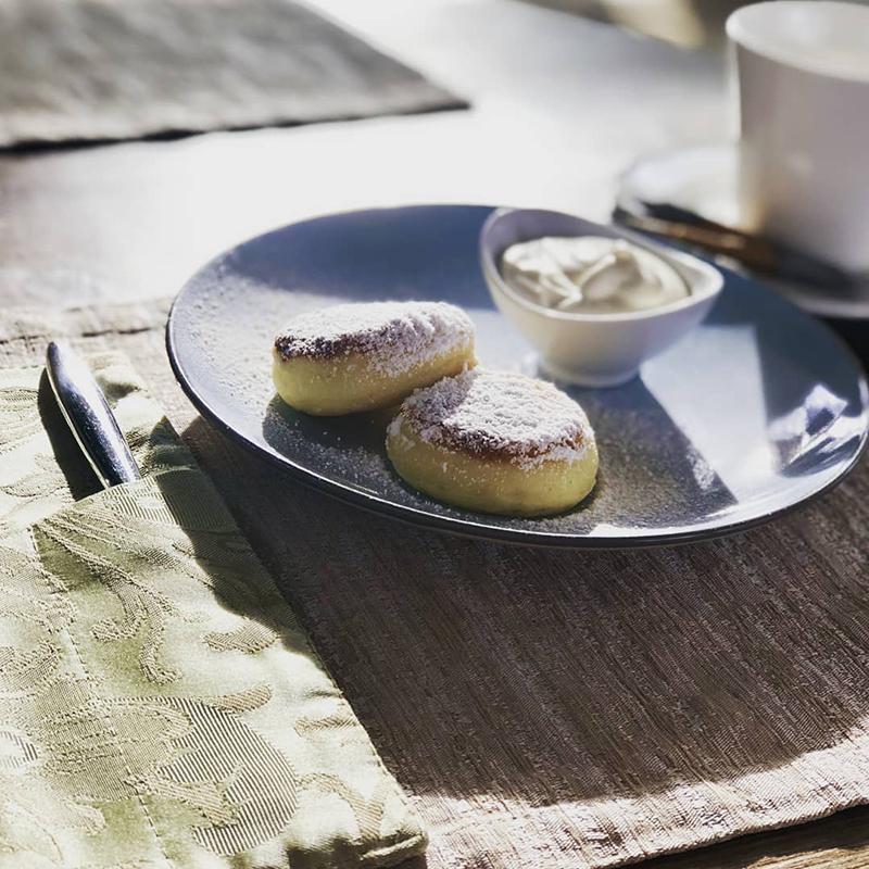 Сырники, кафе «Доброе утро»