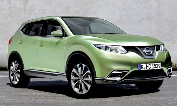 Продажи нового Nissan Qashqai начнутся в этом году