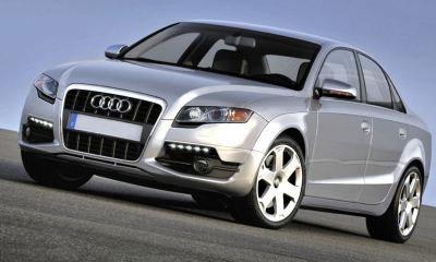 Новая Audi A4 будет похожа на TT и Q7