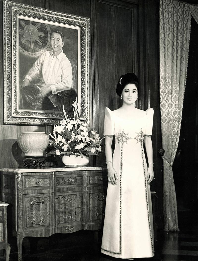 Имельда Маркос, первая леди Филиппин в 1965–1986 годах