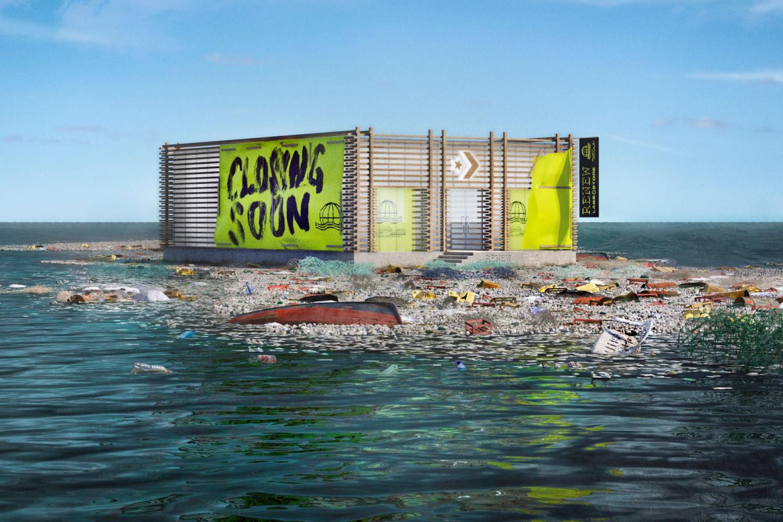 Магазин Renew Labs на Острове мусора