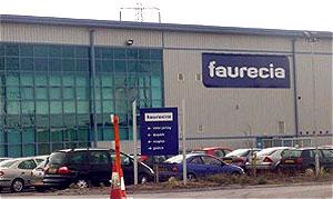 Французская Faurecia вложит 1 млн евро в южнокорейское СП
