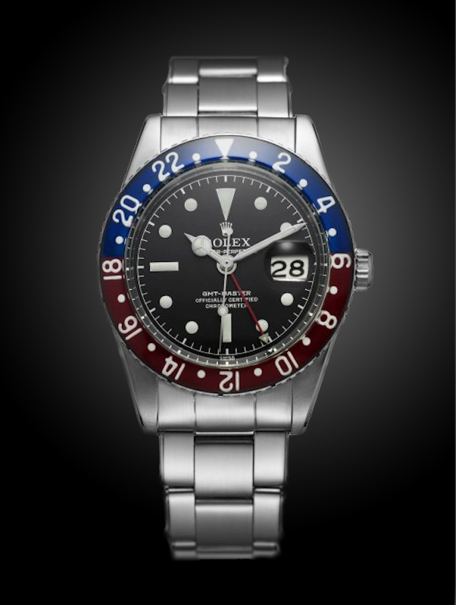 First GMT Master 1955