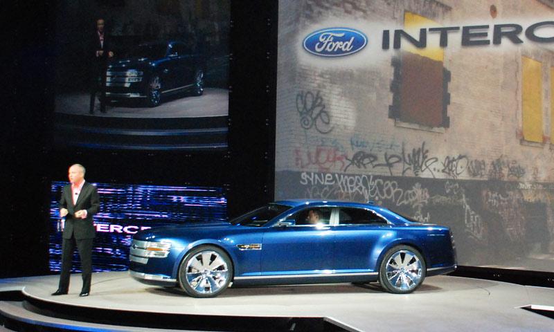 Ford Interceptor