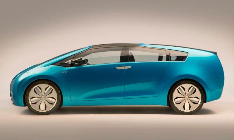 Toyota готовит к выпуску универсал Prius