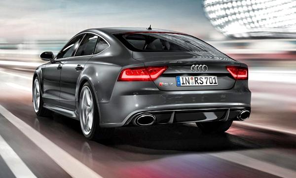 Audi объявила цены на RS 7 Sportback