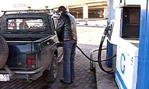 В Амурской обл. начались перебои с бензином