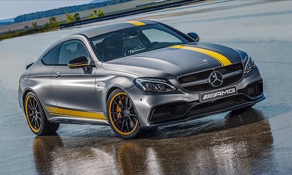 Mercedes показал спецверсию самого быстрого C-Class