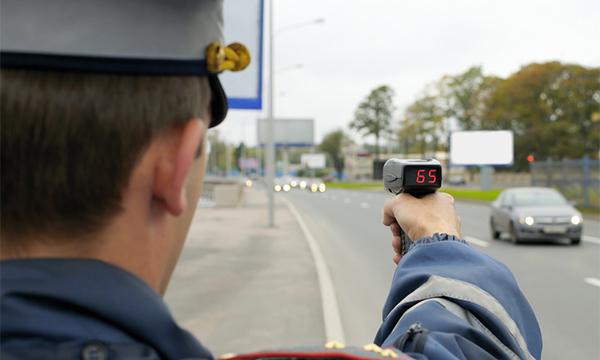 МВД разъяснило ограничения на использование ручных радаров в ГИБДД