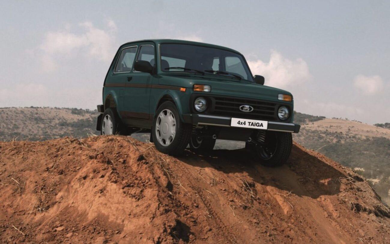 Новые Lada Taiga в Европе продают почти за 1,5 млн рублей