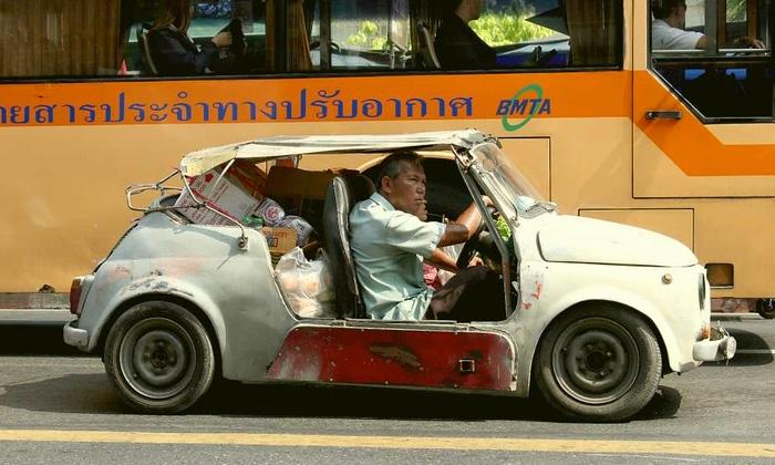 Власти готовят распродажу автомобилей для бедных