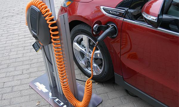 В Москве появится инфраструктура для электромобилей