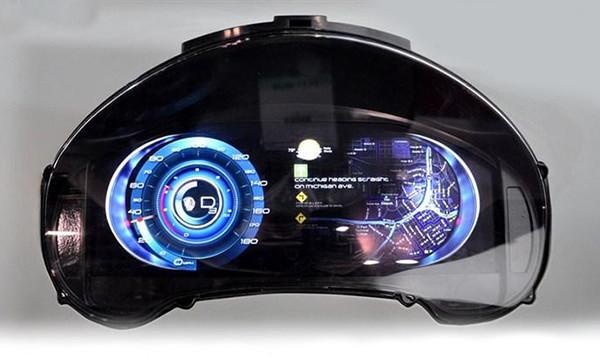Volkswagen Passat получит виртуальную панель приборов