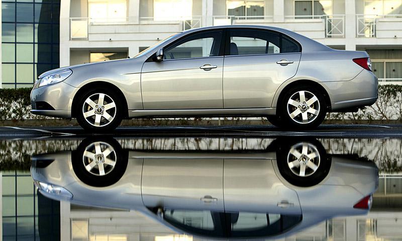 Корейский Chevrolet привез в Россию новый бестселлер