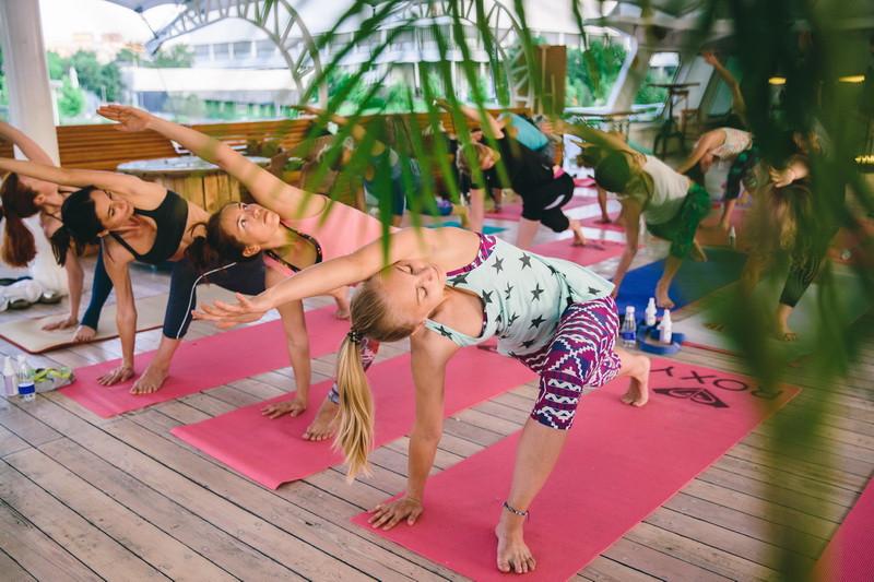 Фото: пресс-служба Roxy Yoga
