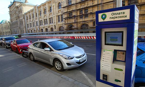 +17 в декабре: как парковаться в Москве бесплатно