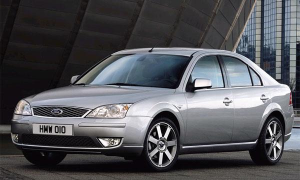 Ford Mondeo  - новый автомобиль Джеймса Бонда