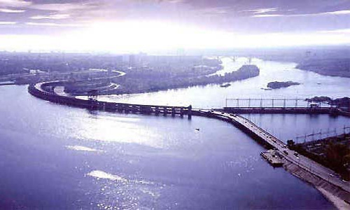 Запорожье ждет техногенная катастрофа из-за отсутствия моста через Днепр