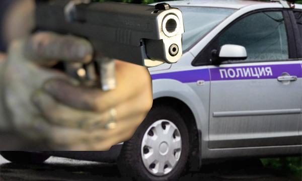 В ходе погони в Ставропольском крае скутерист застрелил полицейского