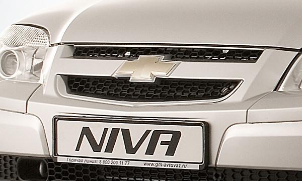 Новую Chevrolet Niva покажут в Москве