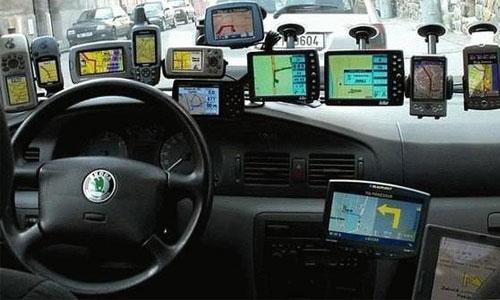 Бесплатные карты для автомобильной навигации