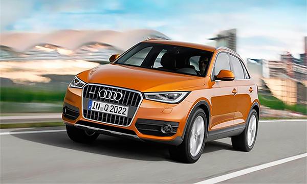 Компактный кроссовер Audi, самый быстрый суперкар и другие премьеры Женевы