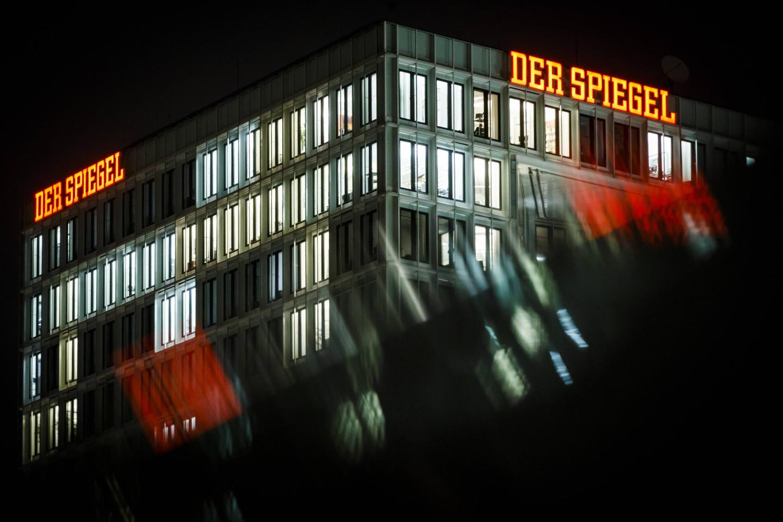 Редакция Der Spiegel