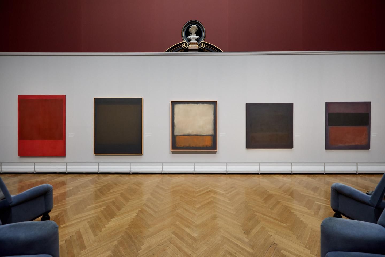 Фото: 1998 Kate Rothko Prizel & Christopher Rothko/Bildrecht, Wien, 2019, Photo: KHM-Museumsverband