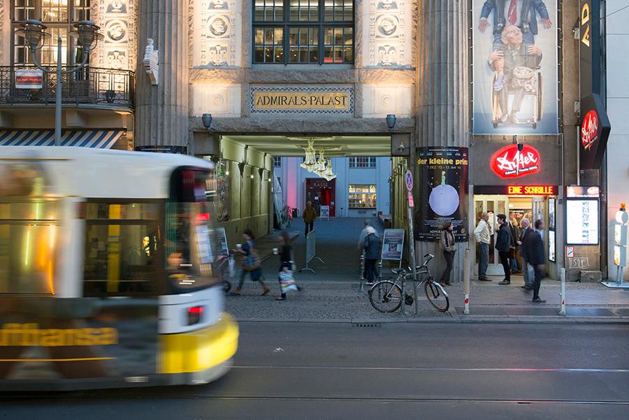 Фридрихштрассе, Берлин